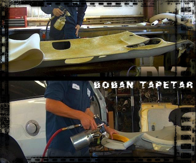 Tapetarska radnja Boban