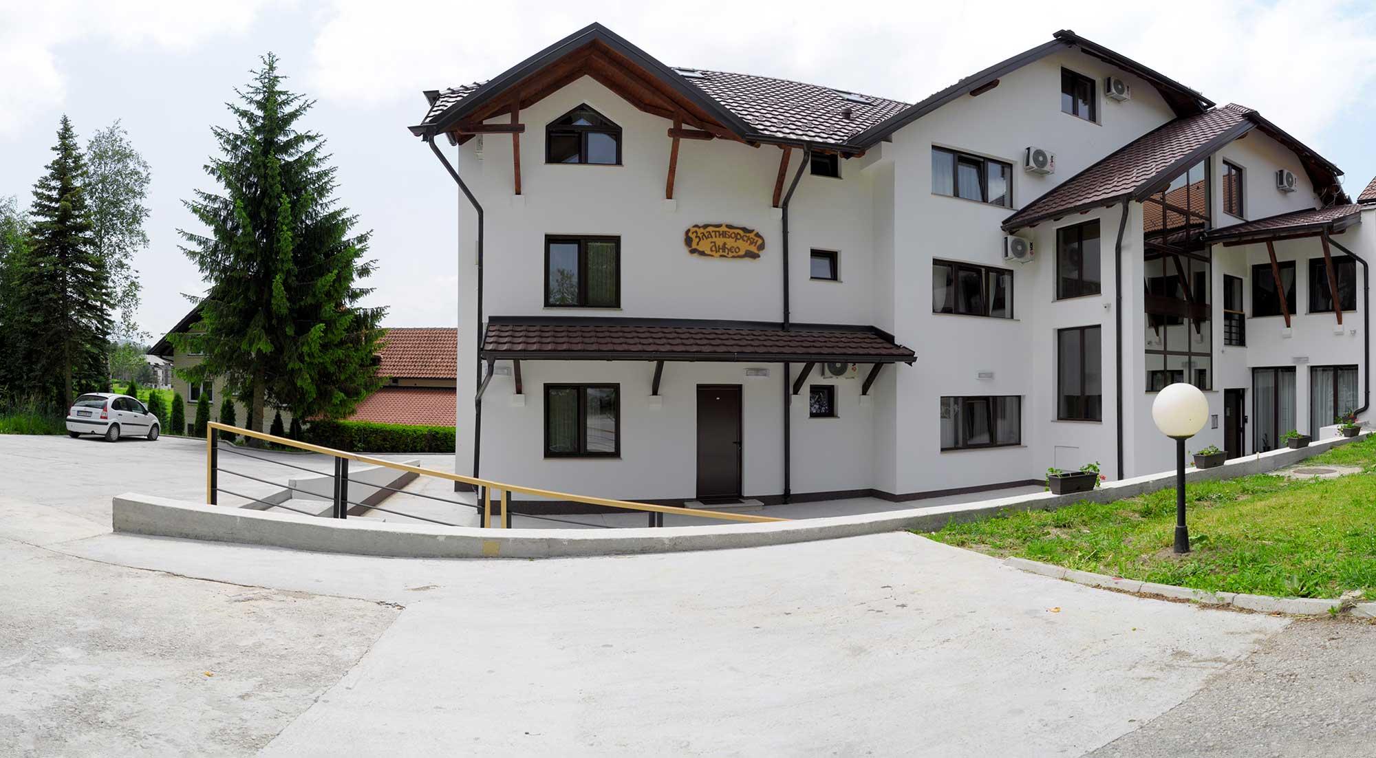 Vila Zlatiborski Anđeo