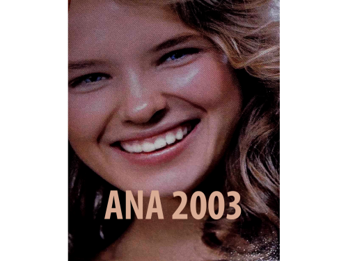Frizerski salon Ana 2003