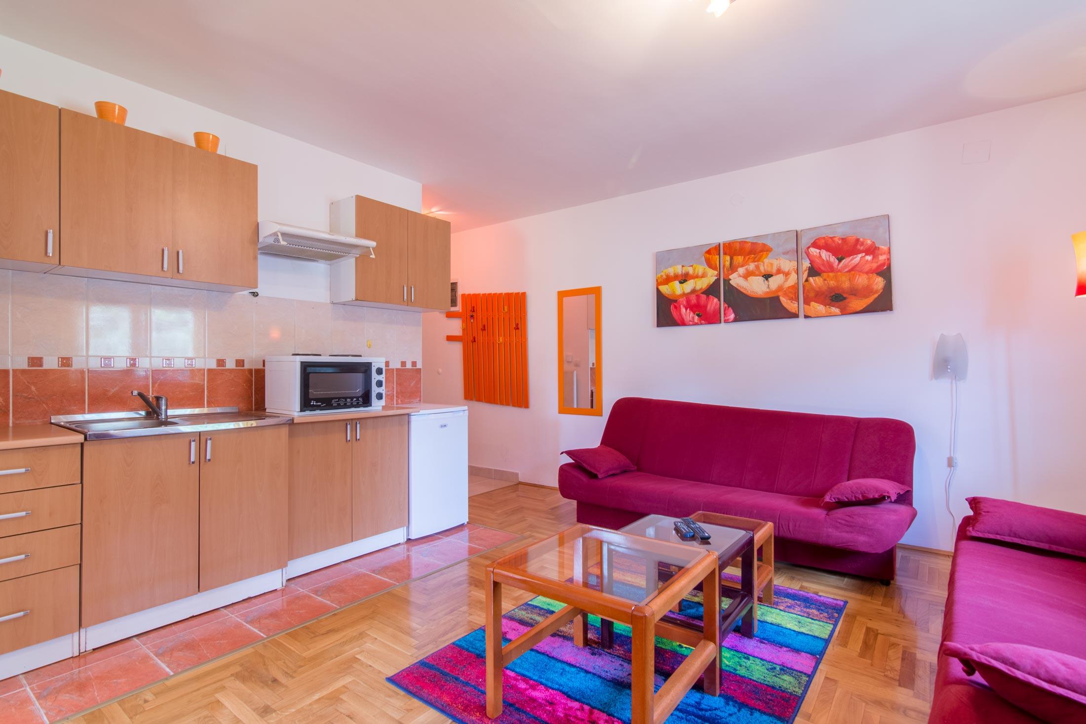 Apartman Happy
