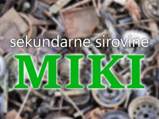 Otkup sekundarnih sirovina Miki