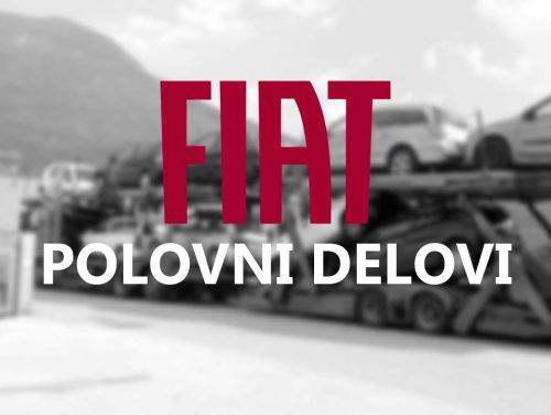 Fiat polovni delovi BG